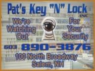 Pat's Key N Lock