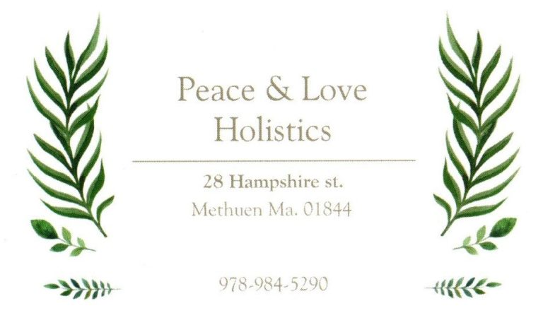 Peace & Love Holistics